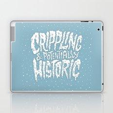 Crippling & Potentially Historic Laptop & iPad Skin