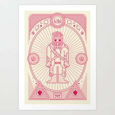 Star Lord's Awesome Jamz Art Print