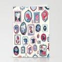 Hang ups Stationery Cards