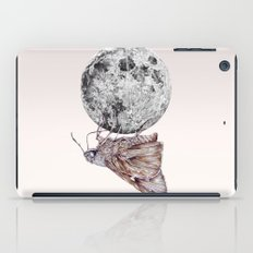 In Which A Moth Is Entic… iPad Case