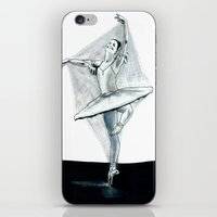 Dancing Stiff iPhone & iPod Skin