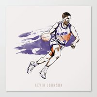 Kevin Johnson Canvas Print