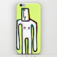 Shado Uno iPhone & iPod Skin