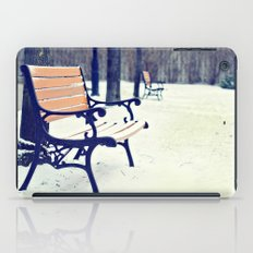 One snowy morning... iPad Case