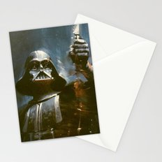 Darth Vader Vintage Stationery Cards