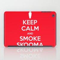Smoke Skooma iPad Case