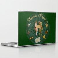 moonrise kingdom Laptop & iPad Skins featuring Moonrise Kingdom by KelseyMicaela