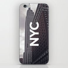 NYC Basic [8] iPhone & iPod Skin