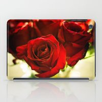 I Punched The Flowers You Gave Me, And Now I'm Sending Them Back iPad Case