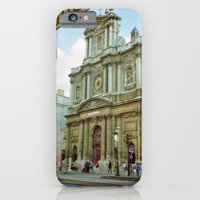 Paris in 35mm Film: Eglise Saint-Paul-Saint-Louis in Le Marais iPhone 6 Slim Case