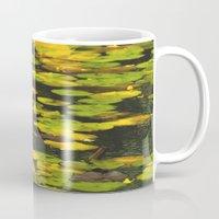Water Lilly  Mug