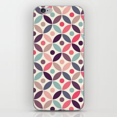 Batik Kawung iPhone & iPod Skin