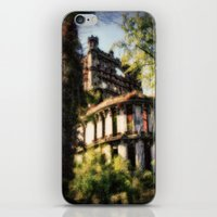 Bannerman's Castle, Hudson River, NY 2004 iPhone & iPod Skin