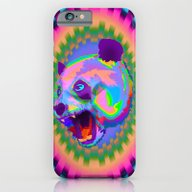 Prismatic Panda  iPhone 6 Slim Case