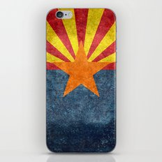 The State flag of Arizona, the 48th state! iPhone & iPod Skin