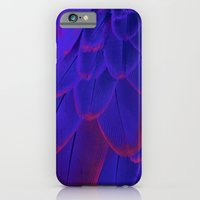 iPhone Cases featuring Exotic plumage by tarrby