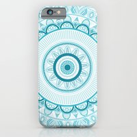 iPhone & iPod Case featuring Circle  by Kate Webber