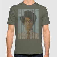 The IT Crowd Mens Fitted Tee Lieutenant SMALL