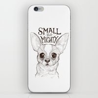 Small But Mighty iPhone & iPod Skin
