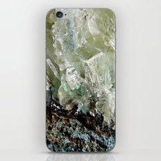 chrysocolla & calcite 2 iPhone & iPod Skin
