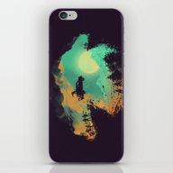 Leap Of Faith iPhone & iPod Skin