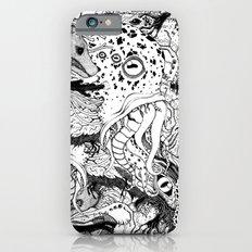 Mr Lovercraft's monsters Slim Case iPhone 6s