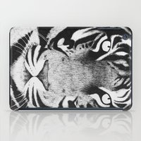 Be a Tiger iPad Case