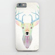 white deer iPhone 6s Slim Case