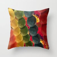 Abacus Of Brightness. Lv… Throw Pillow