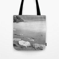 White rock Tote Bag