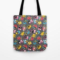 Wrestling Academy pattern Tote Bag