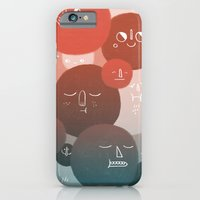 iPhone & iPod Case featuring Blood Cells by Chase Kunz