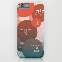 Blood Cells iPhone 6 Slim Case