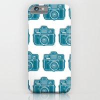 I Still Shoot Film Camera Logo iPhone 6 Slim Case