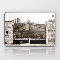 Old Gates Laptop & iPad Skin