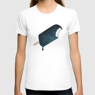 T-shirt featuring Space Melter by Zach Terrell