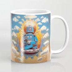 Buddha Bot v5  Mug