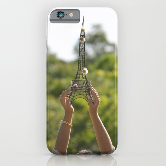The World On My Shoulders iPhone & iPod Case
