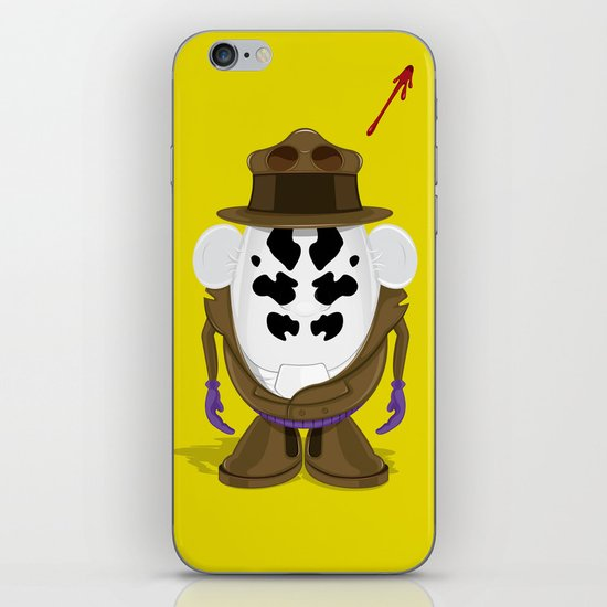 Mr Potato R. iPhone & iPod Skin