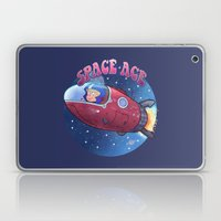Space ace Laptop & iPad Skin