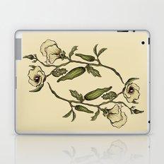 Botanical Okra Laptop & iPad Skin