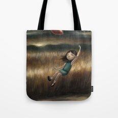 Anywhere But Here Tote Bag