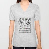 1 kHz #6 Unisex V-Neck
