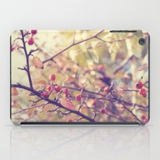 Berry Christmas iPad Case