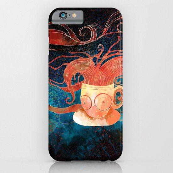 Black tea iPhone & iPod Case