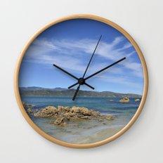 Wellington Beach Wall Clock