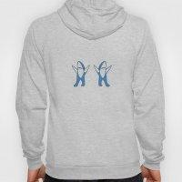 Dancing Sharks Hoody