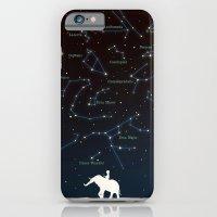Falling Star Constellati… iPhone 6 Slim Case