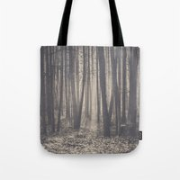 Into the depths of the forest Tote Bag