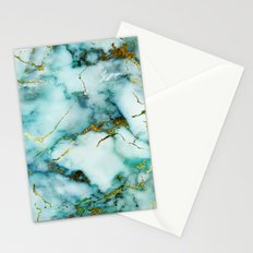 Marble Effect #1 Stationery Cards
